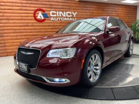 2017 Chrysler 300 for sale at Dixie Motors in Fairfield OH