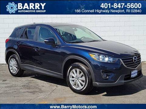 2016 Mazda CX-5 for sale at BARRYS Auto Group Inc in Newport RI