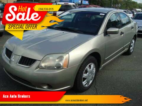 2005 Mitsubishi Galant for sale at Ace Auto Brokers in Charlotte NC