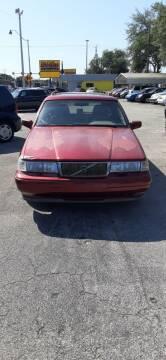 1996 Volvo 960 for sale at Easy Credit Auto Sales in Cocoa FL