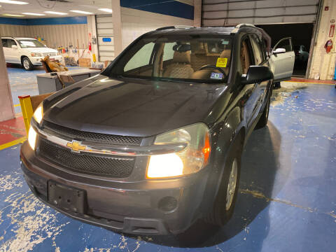 2008 Chevrolet Equinox for sale at JerseyMotorsInc.com in Teterboro NJ