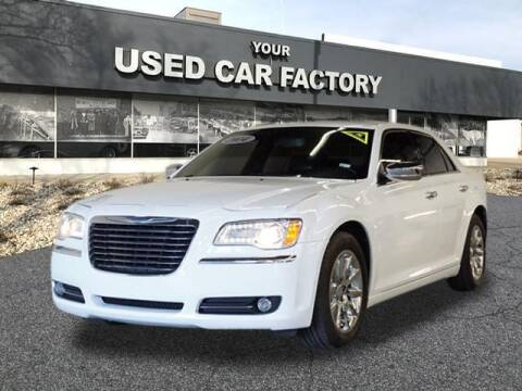 2014 Chrysler 300 for sale at JOELSCARZ.COM in Flushing MI