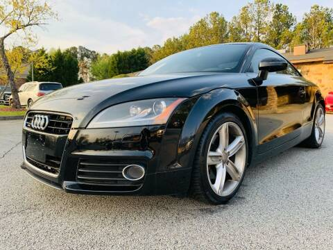 2013 Audi TT for sale at Classic Luxury Motors in Buford GA