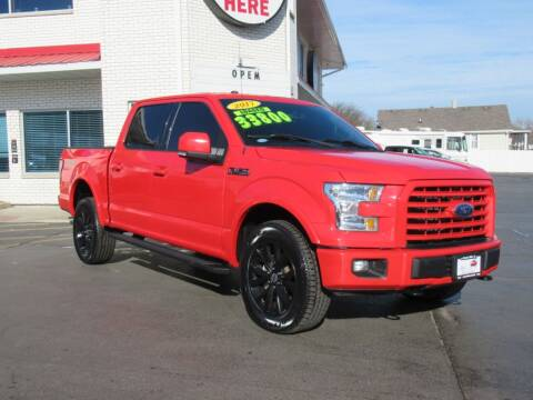 2017 Ford F-150 for sale at Auto Land Inc in Crest Hill IL