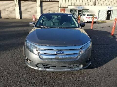 2012 Ford Fusion for sale at DREWS AUTO SALES INTERNATIONAL BROKERAGE in Atlanta GA
