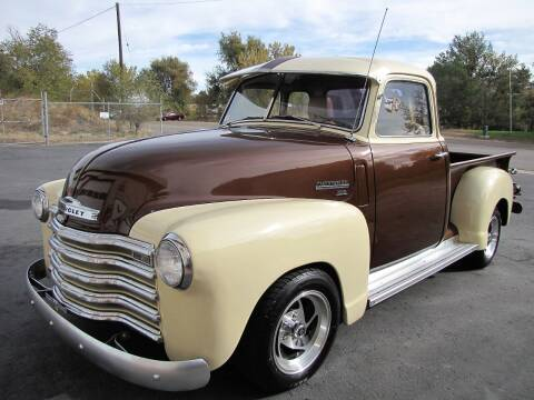 1949 Chevrolet 3100 for sale at Street Dreamz in Denver CO