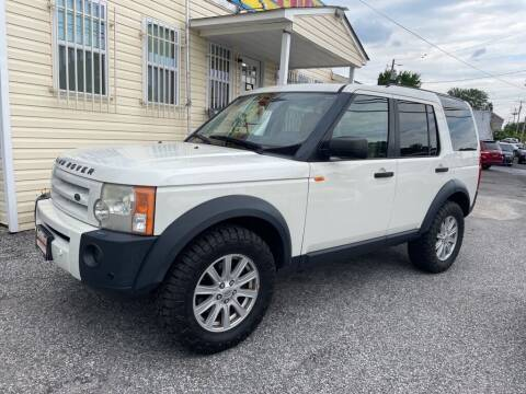 2007 Land Rover LR3 for sale at Alpina Imports in Essex MD