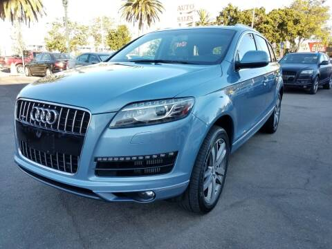 2010 Audi Q7 for sale at Convoy Motors LLC in National City CA