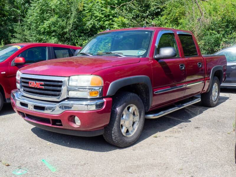 2005 GMC Sierra 1500 for sale at FAYAD AUTOMOTIVE GROUP in Pittsburgh PA