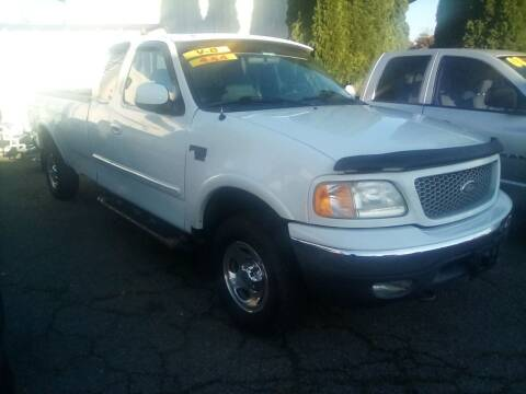 1999 Ford F-150 for sale at Payless Car & Truck Sales in Mount Vernon WA