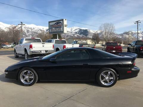 1994 Chevrolet Camaro for sale at Haacke Motors in Layton UT