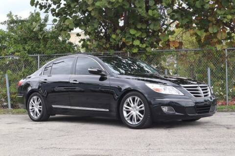 2011 Hyundai Genesis for sale at No 1 Auto Sales in Hollywood FL