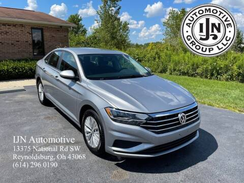 2019 Volkswagen Jetta for sale at IJN Automotive Group LLC in Reynoldsburg OH