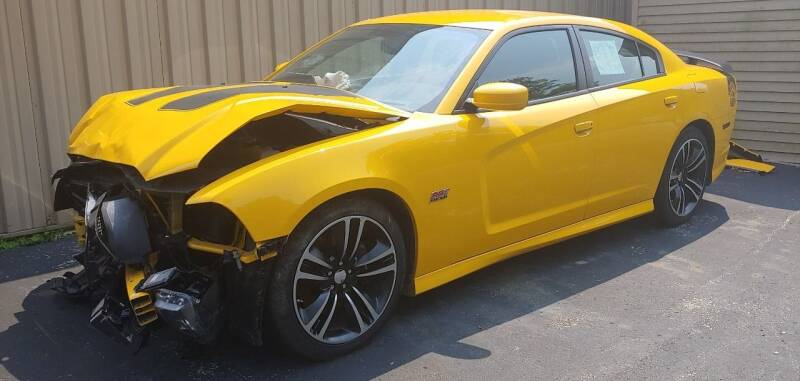 2012 Dodge Charger for sale at PEKARSKE AUTOMOTIVE INC in Two Rivers WI