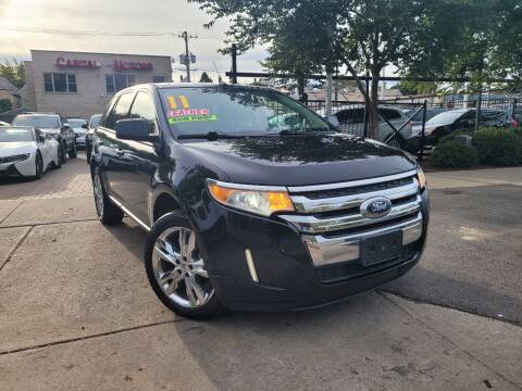 2011 Ford Edge for sale at Capital Motors Credit, Inc. in Chicago IL