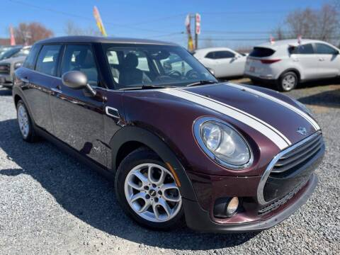 2017 MINI Clubman for sale at A&M Auto Sales in Edgewood MD