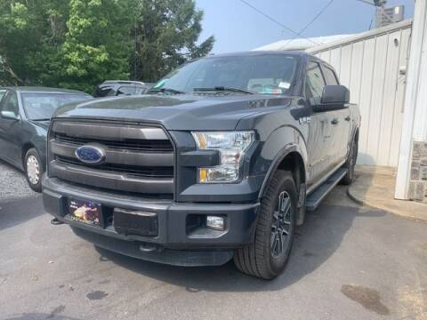 2016 Ford F-150 for sale at PUTNAM AUTO SALES INC in Marietta OH
