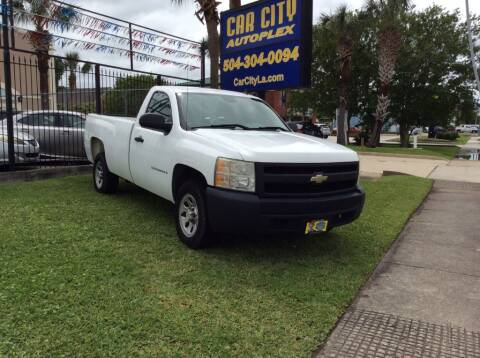 2007 Chevrolet Silverado 1500 for sale at Car City Autoplex in Metairie LA