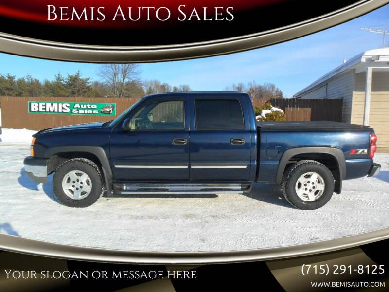 2005 Chevrolet Silverado 1500 for sale at Bemis Auto Sales in Crivitz WI