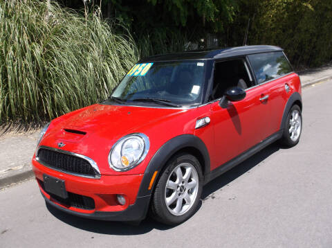 2010 MINI Cooper Clubman for sale at Eastside Motor Company in Kirkland WA
