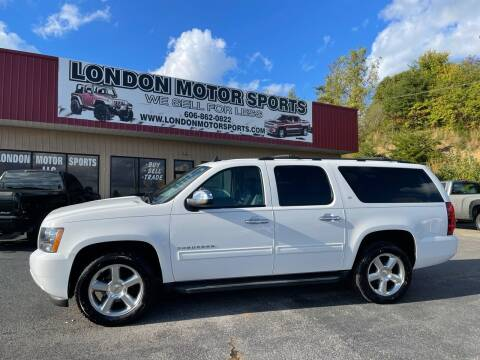 2013 Chevrolet Suburban for sale at London Motor Sports, LLC in London KY