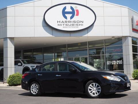 2016 Nissan Altima for sale at Harrison Imports in Sandy UT
