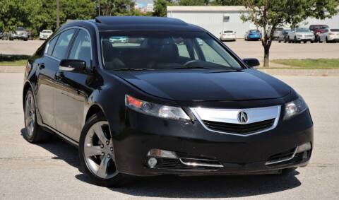 2012 Acura TL for sale at Big O Auto LLC in Omaha NE