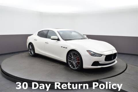 2015 Maserati Ghibli for sale at M & I Imports in Highland Park IL