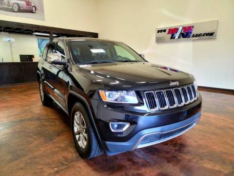 2015 Jeep Grand Cherokee for sale at Driveline LLC in Jacksonville FL