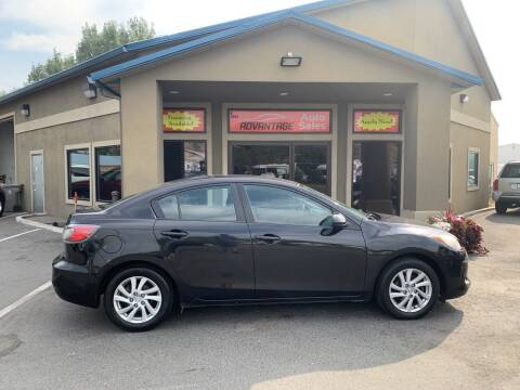 2012 Mazda MAZDA3 for sale at Advantage Auto Sales in Garden City ID
