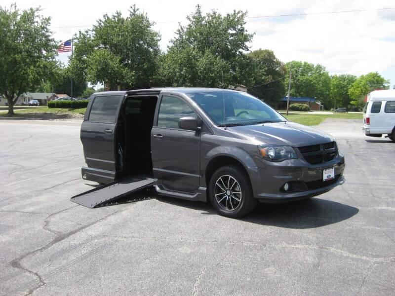 2018 Dodge Grand Caravan for sale at AUTOFARM MINIVAN SUPERSTORE in Middletown IN