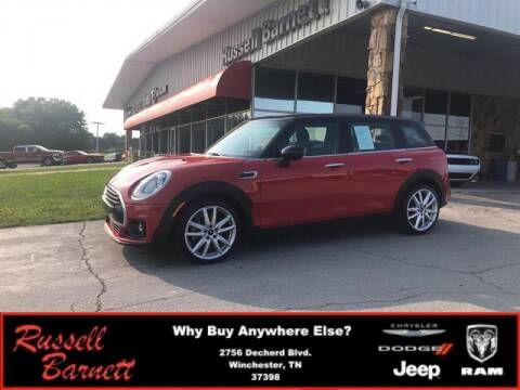 2016 MINI Clubman for sale at Russell Barnett Chrysler Dodge Jeep Ram in Winchester TN