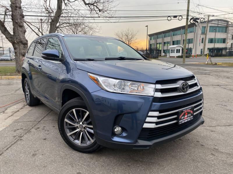 2017 Toyota Highlander for sale at JerseyMotorsInc.com in Teterboro NJ