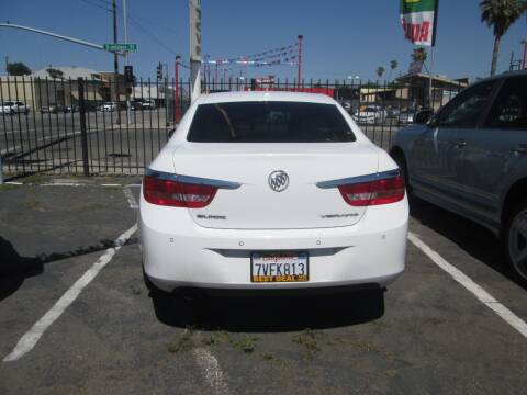 2014 Buick Verano for sale at Best Deal Auto Sales in Stockton CA