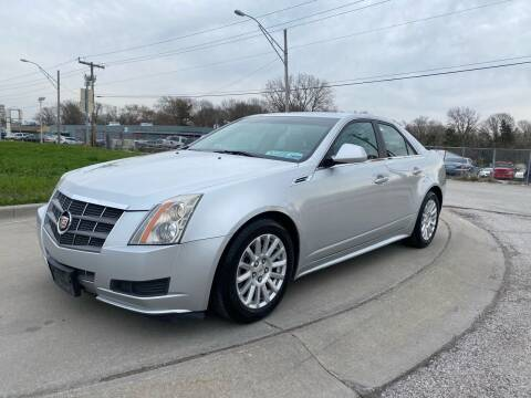2010 Cadillac CTS for sale at Xtreme Auto Mart LLC in Kansas City MO