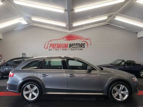 2014 Audi Allroad for sale at Premium Motors in Villa Park IL
