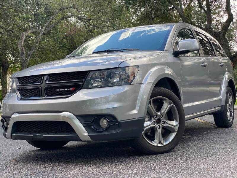 2018 Dodge Journey for sale at HIGH PERFORMANCE MOTORS in Hollywood FL