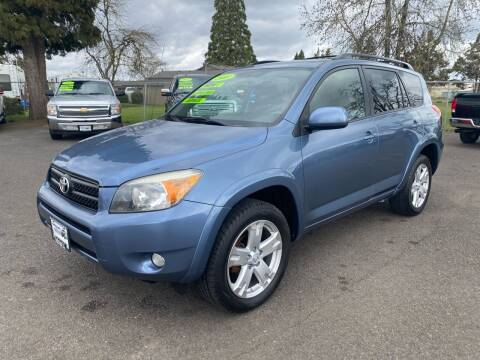 2008 Toyota RAV4 for sale at Pacific Auto LLC in Woodburn OR