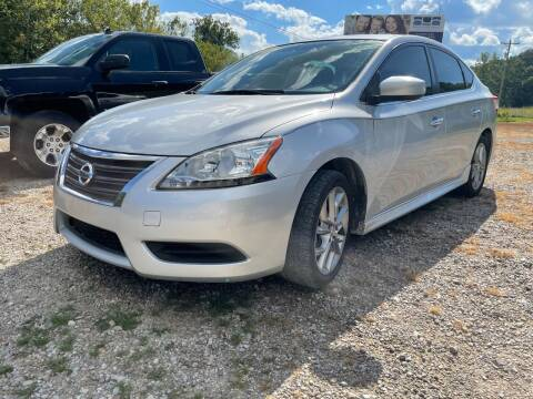 2013 Nissan Sentra for sale at Court House Cars, LLC in Chillicothe OH