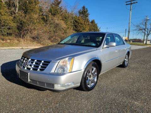 2006 Cadillac DTS for sale at Premium Auto Outlet Inc in Sewell NJ