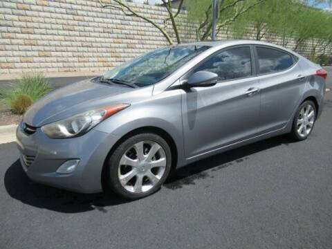 2012 Hyundai Elantra for sale at Curry's Cars Powered by Autohouse - Auto House Tempe in Tempe AZ