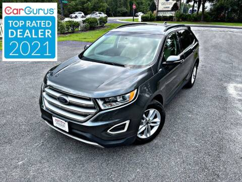 2015 Ford Edge for sale at Brothers Auto Sales of Conway in Conway SC