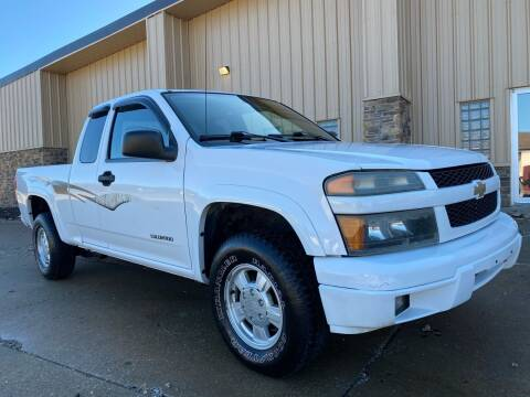 2004 Chevrolet Colorado for sale at Prime Auto Sales in Uniontown OH