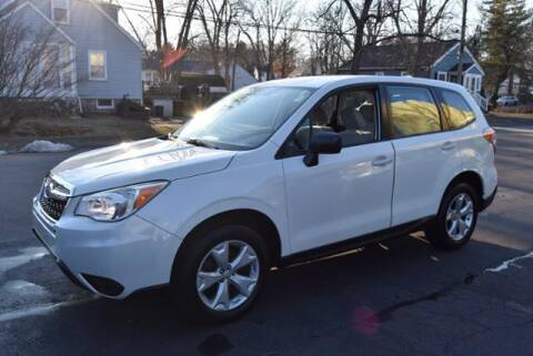 2016 Subaru Forester for sale at Absolute Auto Sales, Inc in Brockton MA