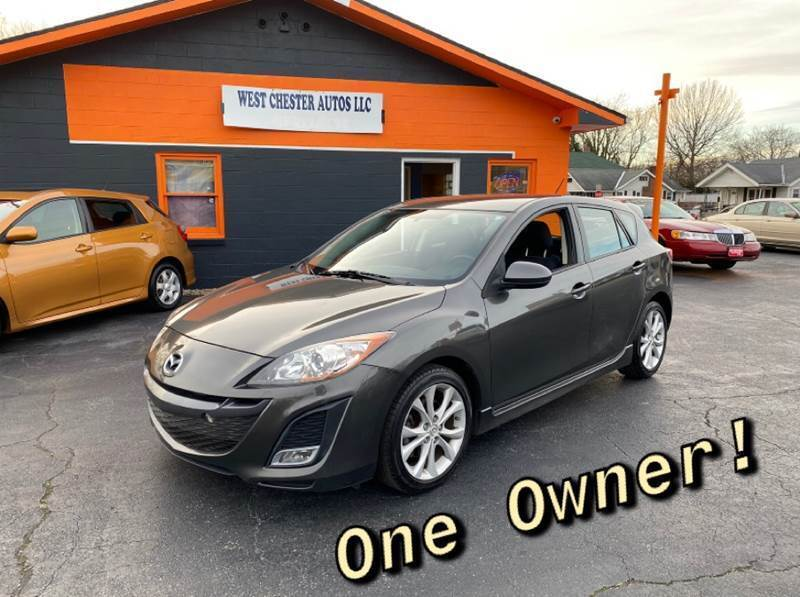 2010 Mazda MAZDA3 for sale at West Chester Autos in Hamilton OH