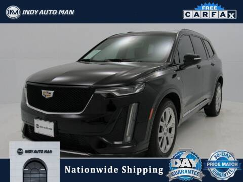 2020 Cadillac XT6 for sale at INDY AUTO MAN in Indianapolis IN