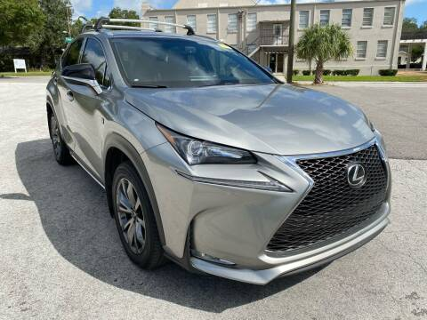 2016 Lexus NX 200t for sale at Consumer Auto Credit in Tampa FL