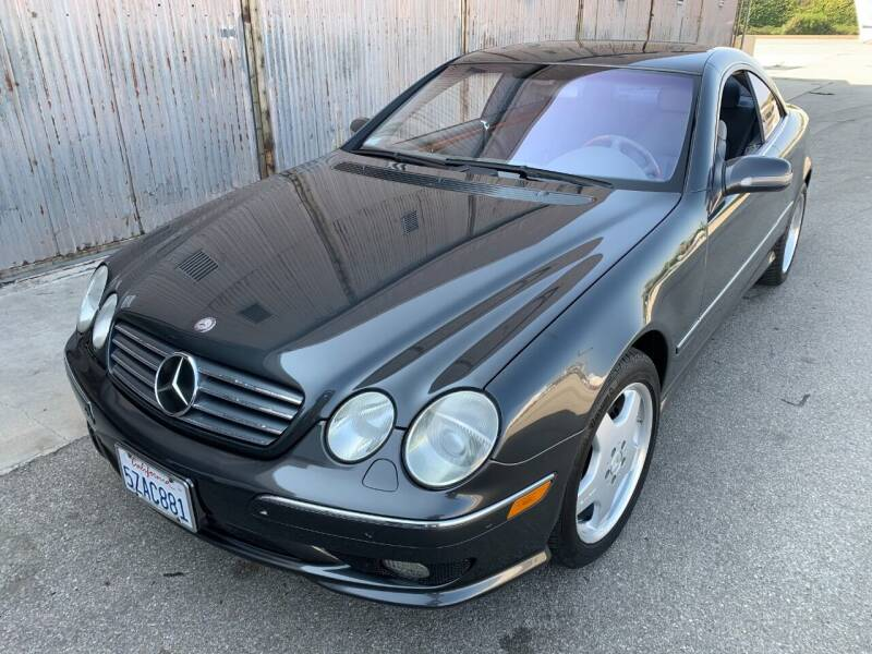 2002 Mercedes-Benz CL-Class for sale at CARS WITH CLASS in Santa Monica CA