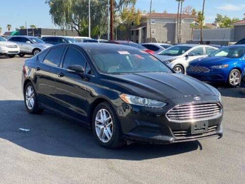 2013 Ford Fusion for sale at Brown & Brown Wholesale in Mesa AZ