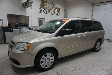 2015 Dodge Grand Caravan for sale at Elite Auto Sales in Idaho Falls ID